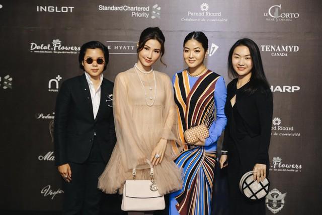 Những con số ấn tượng khẳng định đẳng cấp triển lãm thời trang do Vietnam Fashion Academy tổ chức - Ảnh 3.