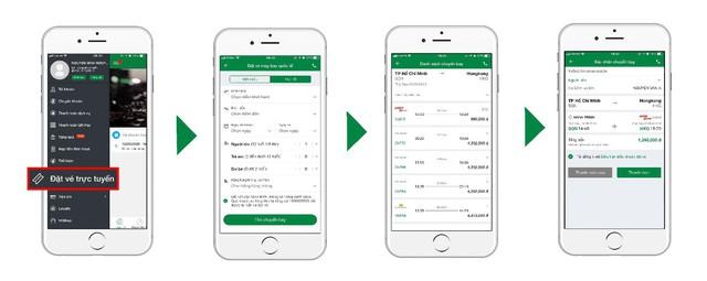 Dịch vụ đặt vé máy bay trên ứng dụng ngân hàng mang lại nhiều ưu đãi cho khách hàng - Ảnh 2.