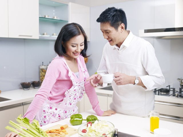 Vợ doanh nhân chia sẻ bí quyết chăm sóc sức khỏe cho chồng tuổi 40 - Ảnh 1.