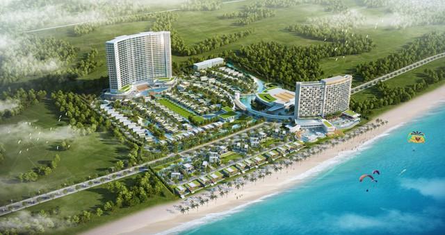 Chủ đầu tư Bến Thành - Long Hải chính thức ra mắt dự án Wyndham Tropicana Long Hải - Ảnh 1.
