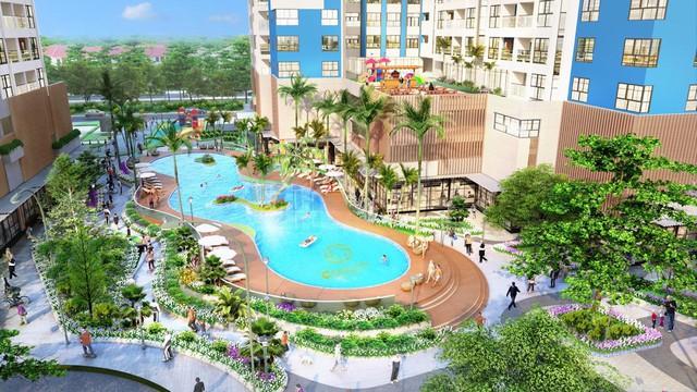 Charm Plaza - Một trong hai dự án tại Dĩ An được phép bán cho người nước ngoài - Ảnh 1.