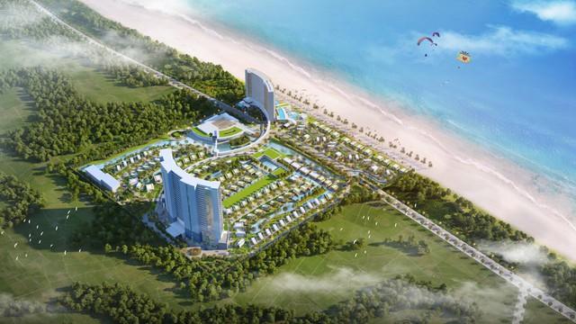Chủ đầu tư Bến Thành - Long Hải chính thức ra mắt dự án Wyndham Tropicana Long Hải - Ảnh 2.