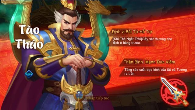 Danh Tướng 3Q – VNG tặng quà giá trị lên đến 5 triệu đồng khi ra mắt server đặc biệt - ảnh 5