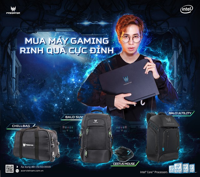 Acer introduced the biggest promotion of the last five seasons at Back To School - Photo 7.