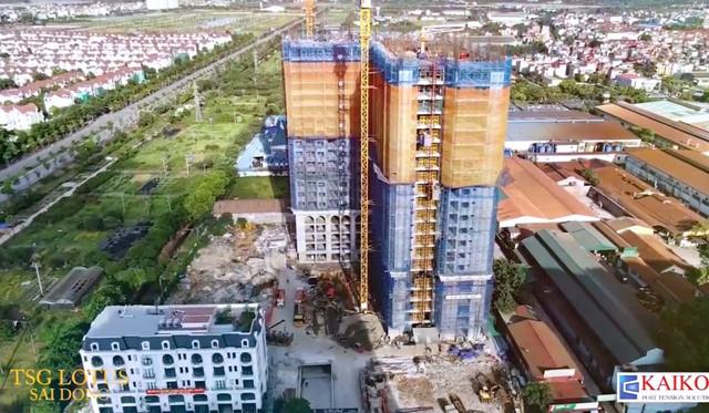 Mở bán & cất nóc TSG Lotus Sài Đồng: Tậu nhà sang – trúng quà lên tới 100 triệu - Ảnh 1.