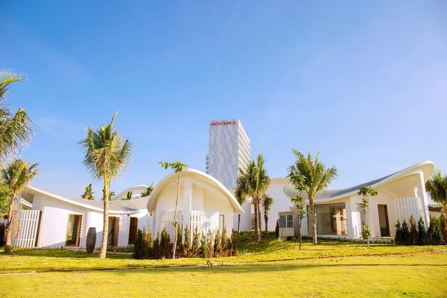 Movenpick Resort Cam Ranh khẳng định đẳng cấp bởi chất lượng và tiến độ - Ảnh 1.