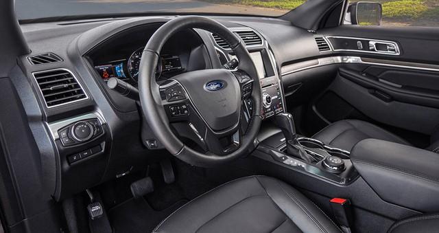 Ford Explorer nâng cấp nhẹ tại Việt Nam: Tiện nghi hoàn thiện, giá bán hấp dẫn - Ảnh 3.