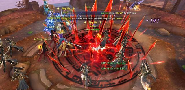 Kiếm Ma 3D là tựa game kiếm hiệp từ NPH Funtap lấy bối cảnh Dị Giới lần đầu xuất hiện tại thị trường game Việt Nam Photo-3-1563762399392965879232