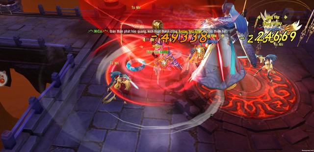 Kiếm Ma 3D là tựa game kiếm hiệp từ NPH Funtap lấy bối cảnh Dị Giới lần đầu xuất hiện tại thị trường game Việt Nam Photo-4-1563762399395443901622