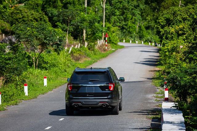 Ford Explorer nâng cấp nhẹ tại Việt Nam: Tiện nghi hoàn thiện, giá bán hấp dẫn - Ảnh 5.
