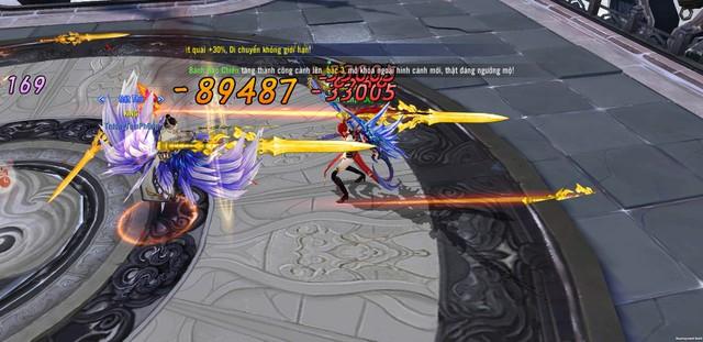 Kiếm Ma 3D là tựa game kiếm hiệp từ NPH Funtap lấy bối cảnh Dị Giới lần đầu xuất hiện tại thị trường game Việt Nam Photo-5-15637623994011994826391