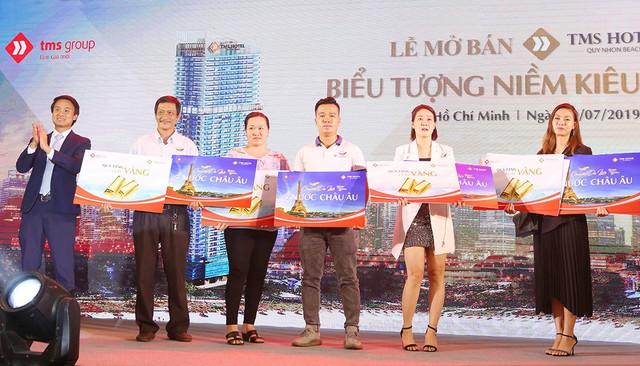 Lần đầu ra mắt tại TP HCM, TMS Hotel Quy Nhon Beach thu hút thị trường đầu tư - Ảnh 1.