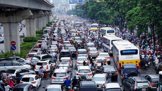 Đau mắt chuyện hoạt động giao thông đô thị làm ô nhiễm khí thải và hướng giải quyết lâu dài - Ảnh 2.