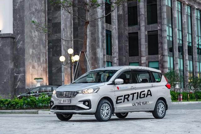 Đây là cách Suzuki Ertiga 2019 hiện thực hoá giấc mơ ô tô của gia đình Việt - Ảnh 2.