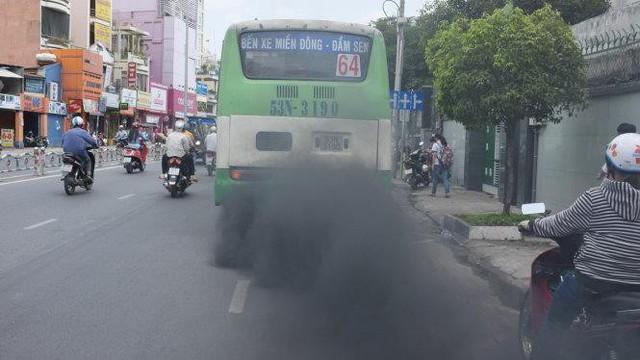 Đau mắt chuyện hoạt động giao thông đô thị làm ô nhiễm khí thải và hướng giải quyết lâu dài - Ảnh 3.