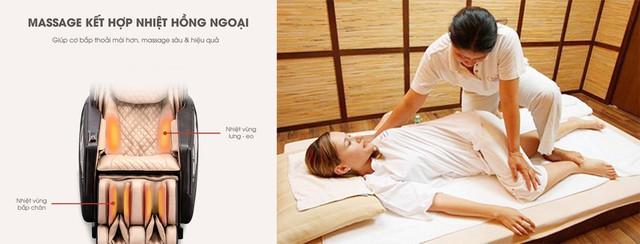 Vấn đề về xương khớp có thể thuyên giảm nhờ massage đúng cách? - Ảnh 2.