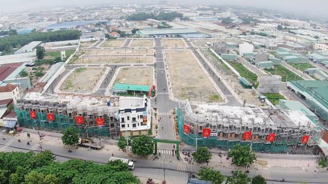 Đất nền Thuận An vẫn chưa giảm nhiệt - Ảnh 1.