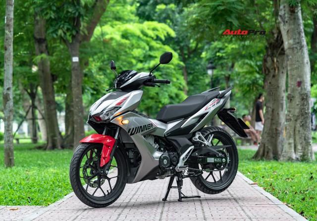 Honda Winner X - Lột xác toàn diện để xưng vương tại Việt Nam - Ảnh 2.