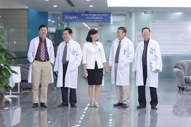 Bảo hiểm Vietinbank hợp tác với Bệnh viện Quốc tế DoLife cung cấp chương trình chăm sóc sức khỏe cao cấp, tiện ích - Ảnh 1.