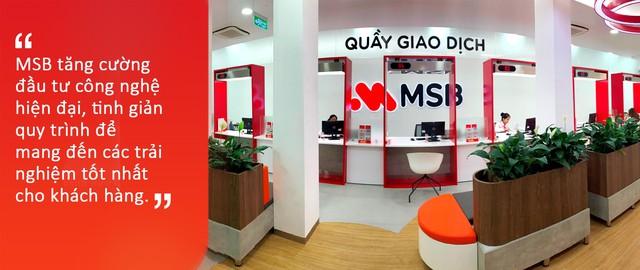 Thấu hiểu khách hàng chính là lợi thế cạnh tranh của MSB - Ảnh 1.