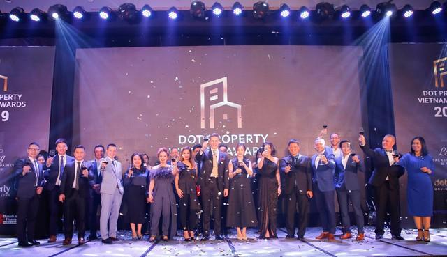 Công bố giải thưởng Bất Động Sản Dot Property Vietnam Awards 2019 - Ảnh 2.