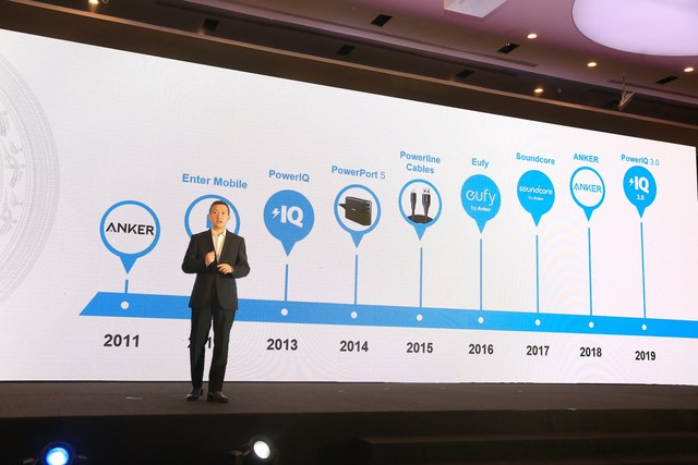 Anker Innovations chính thức giới thiệu các giải pháp tiên tiến trong phân khúc điện tử tiêu dùng tại Việt Nam - Ảnh 2.