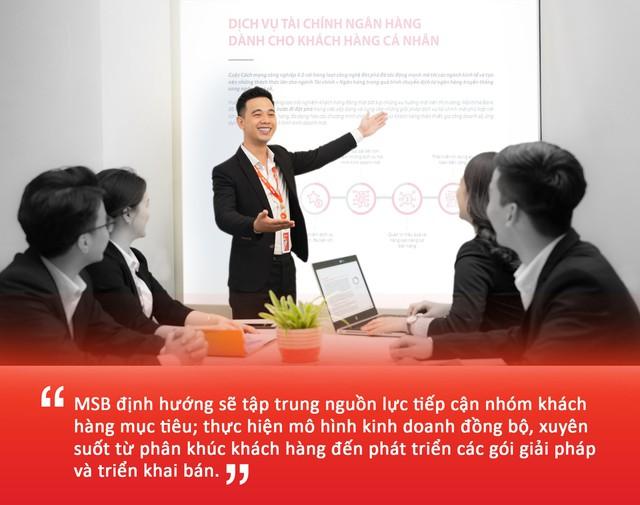 Thấu hiểu khách hàng chính là lợi thế cạnh tranh của MSB - Ảnh 4.