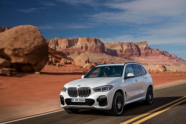 Những ưu điểm nổi bật trên BMW X5 thế hệ mới - Ảnh 1.