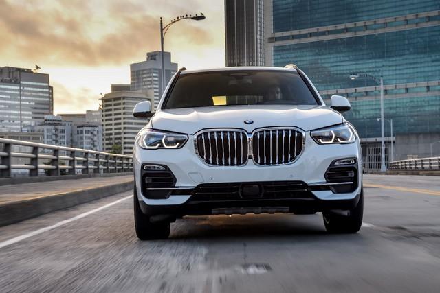 Những ưu điểm nổi bật trên BMW X5 thế hệ mới - Ảnh 2.