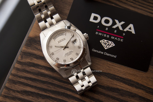 Vì sao đồng hồ Diamond (kim cương) không bị mất giá? - Ảnh 1.