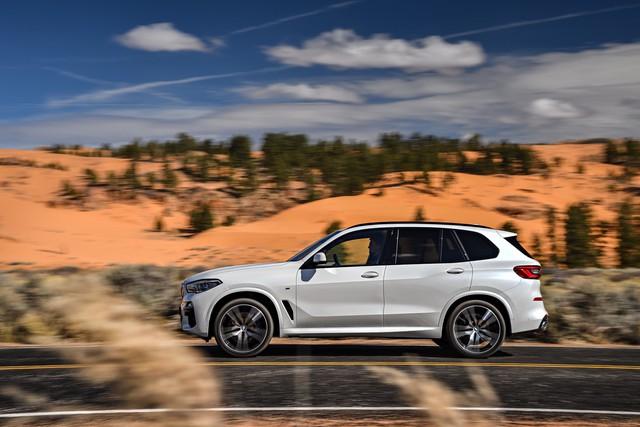 Những ưu điểm nổi bật trên BMW X5 thế hệ mới - Ảnh 3.