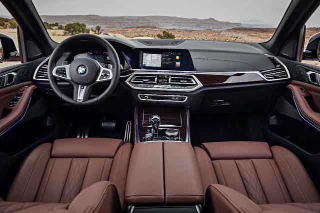 Những ưu điểm nổi bật trên BMW X5 thế hệ mới - Ảnh 4.