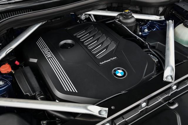 Những ưu điểm nổi bật trên BMW X5 thế hệ mới - Ảnh 6.