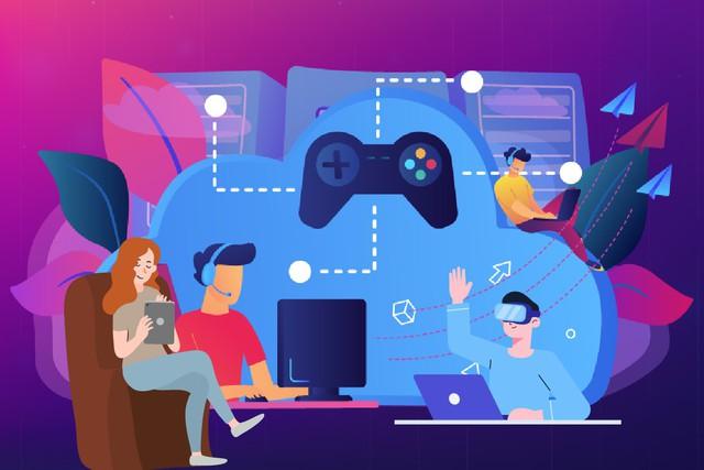 Trò chơi trực tuyến sẽ còn tiếp tục nở rộ nhanh chóng với sự giúp sức của các đám mây - Ảnh 1.