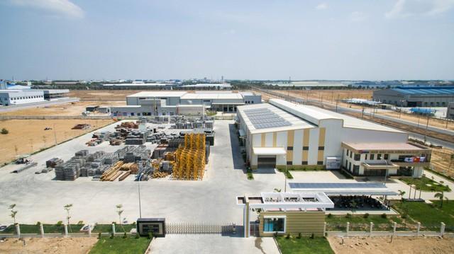 Ricons vận hành nhà máy gia công cơ khí đầu tiên - Ảnh 1.