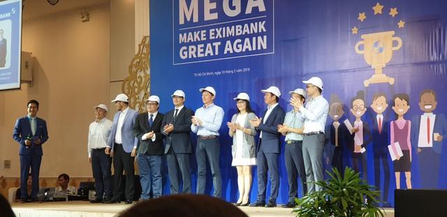 Eximbank nâng cao chất lượng nguồn nhân lực sẵn sàng cho lộ trình mới - Ảnh 1.
