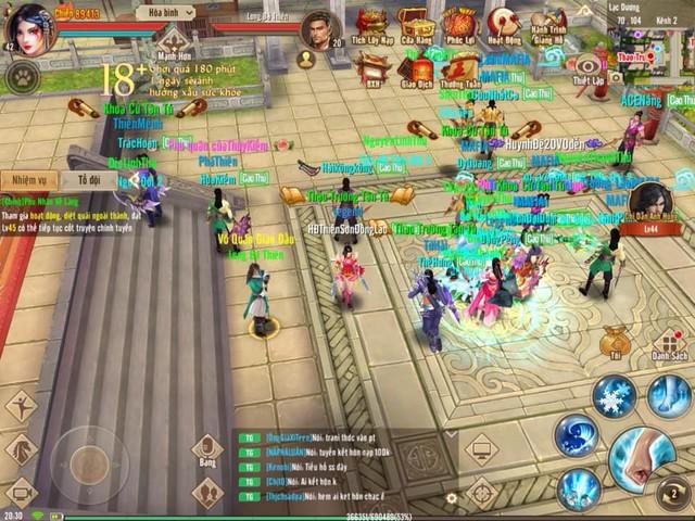 Thiên Long Tranh Hùng, giải đấu hấp dẫn khuấy động cộng đồng Tân Thiên Long Mobile - Ảnh 3.