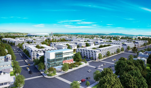 Thị trường BĐS liền kề khu vực Sân bay Long Thành có nhiều cơ hội để phát triển - Ảnh 2.