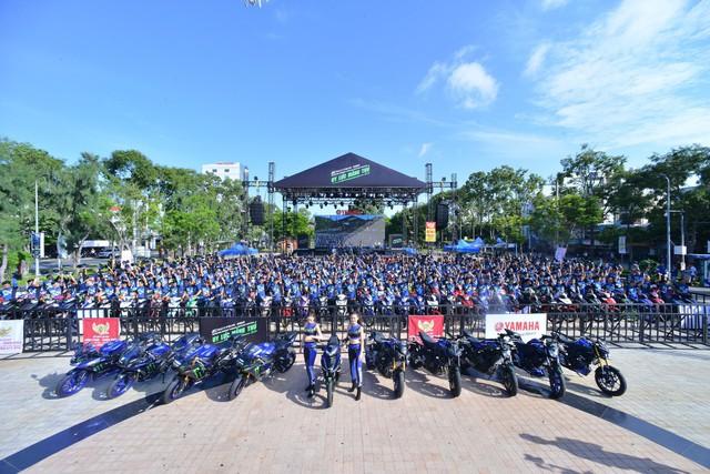 """Cực """"nóng"""" hè này: Yamaha tung ưu đãi lớn cho khách hàng mua Exciter, trúng xe PKL - Ảnh 2."""