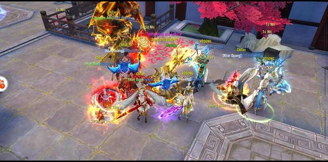 Kiếm Ma 3D tựa game đột phá trong làng game nhập vai Photo-1-15623128997561732617360