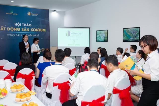 Bright Land ghi nhận sự đột phá của văn phòng giao dịch tại Kon Tum - Ảnh 1.
