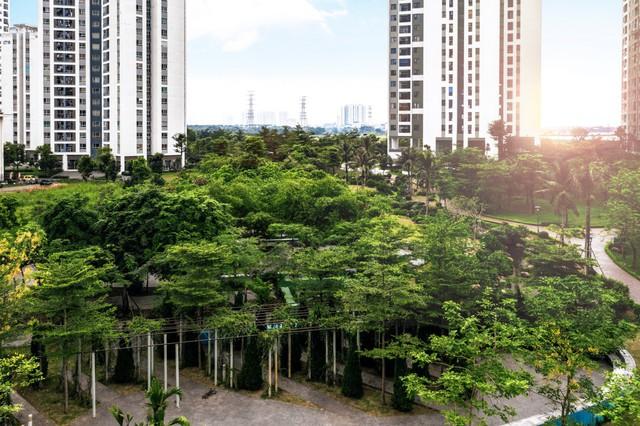 Ấn tượng căn hộ thực tế tòa Rosa – Hồng Hà Eco City - Ảnh 2.