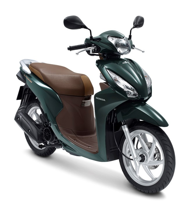 Honda Vision và Air Blade đồng loạt tung khuyến mại hút khách Việt - Ảnh 4.