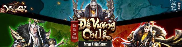 Siêu giải đấu Đế Vương Chi Lộ - Server chiến Server sẽ sở hữu phần thưởng cực phẩm vô cùng giá trị - Ảnh 1.