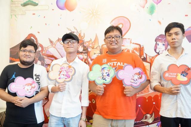 Cộng đồng háo hức tham gia Offline Mừng Sinh Nhật OMG 3Q 2 tuổi - Ảnh 1.