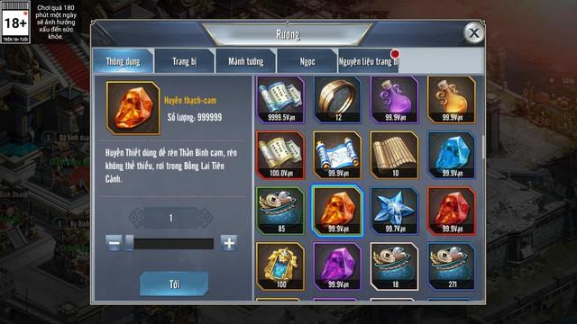 Siêu giải đấu Đế Vương Chi Lộ - Server chiến Server sẽ sở hữu phần thưởng cực phẩm vô cùng giá trị - Ảnh 3.