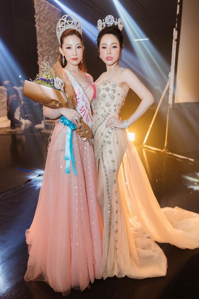 Người đẹp 9X đăng quang Hoa hậu Phụ nữ Thế giới Người Việt tại Thái Lan - Ảnh 2.