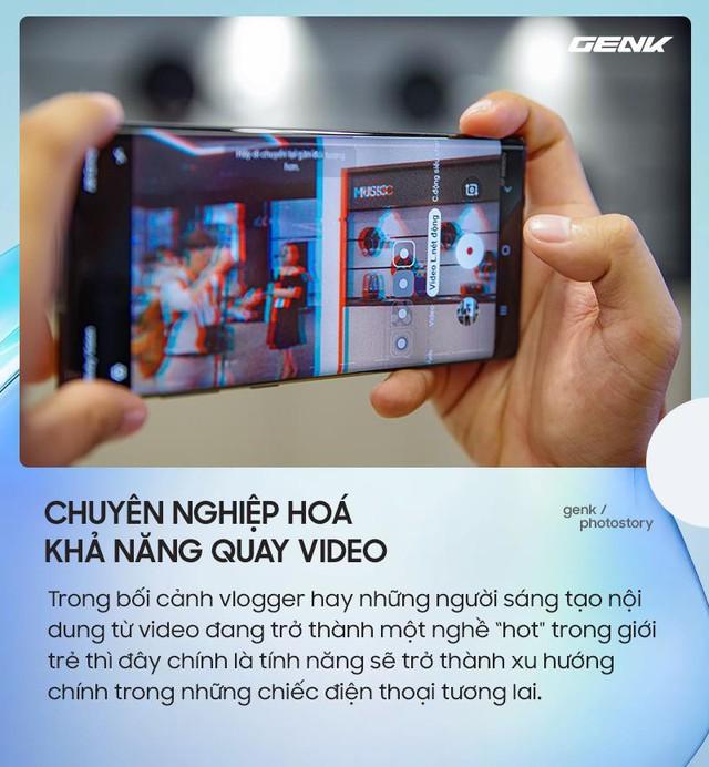 Điểm qua những tính năng dự kiến sẽ phá đảo thị trường của Galaxy Note 10 - Ảnh 4.