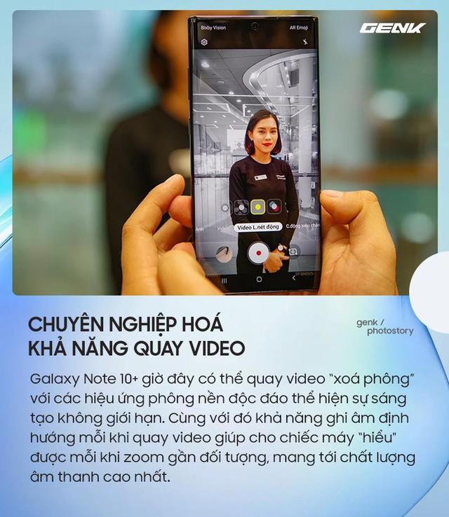 Điểm qua những tính năng dự kiến sẽ phá đảo thị trường của Galaxy Note 10 - Ảnh 5.