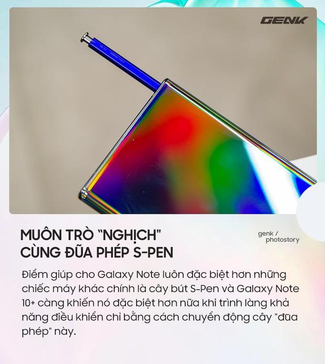 Điểm qua những tính năng dự kiến sẽ phá đảo thị trường của Galaxy Note 10 - Ảnh 6.
